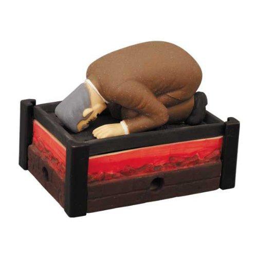 焼き土下座香炉